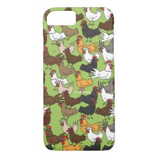 Caja del teléfono celular/cubierta - verde funda para iPhone 8/7