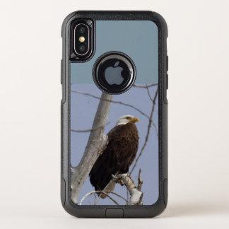 Caja del teléfono celular de Eagle calvo