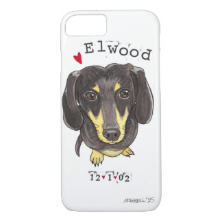 Caja del teléfono celular de Elwood Funda iPhone 7
