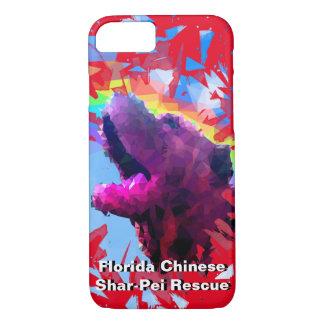 Caja del teléfono celular de FSPR - prisma Pei Funda iPhone 7
