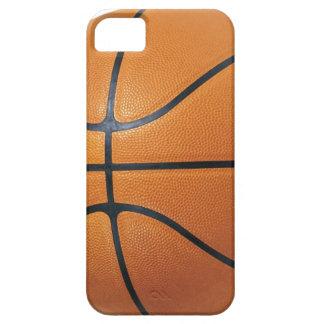 Caja del teléfono celular de la bola de la cesta iPhone 5 cobertura