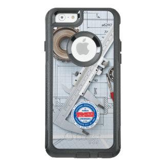 Caja del teléfono celular del ingeniero de la NUCA Funda Otterbox Para iPhone 6/6s