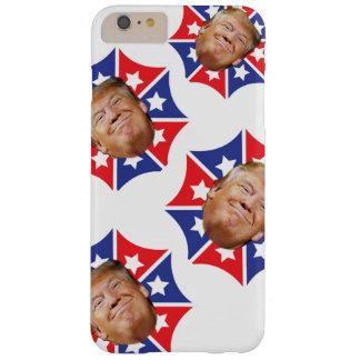 Caja del teléfono de Donald Trump Funda Barely There iPhone 6 Plus