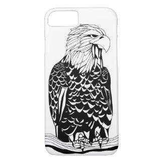 Caja del teléfono de Eagle Funda iPhone 7