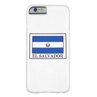 Caja del teléfono de El Salvador Funda De iPhone 6 Barely There
