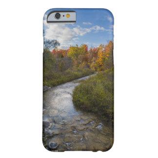 Caja del teléfono de la corriente del otoño funda barely there iPhone 6