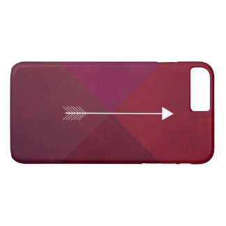 Caja del teléfono de la flecha funda iPhone 7 plus