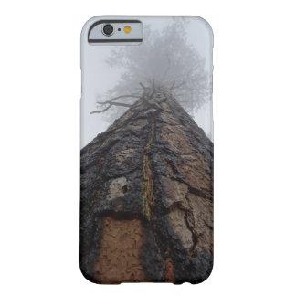 Caja del teléfono de la foto del árbol de la funda barely there iPhone 6