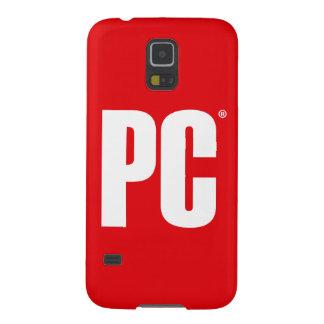 Caja del teléfono de la galaxia S5 PCMag de Funda Para Galaxy S5