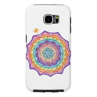 Caja del teléfono de la galaxia S6 de Samsung Funda Samsung Galaxy S6