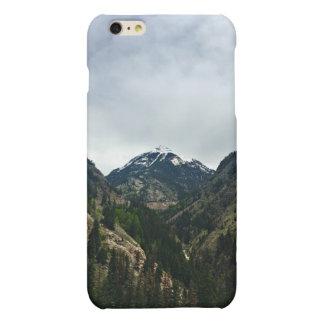Caja del teléfono de la montaña de Colorado del