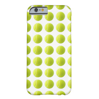 Caja del teléfono de la pelota de tenis funda barely there iPhone 6