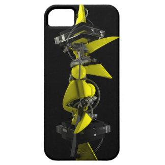 Caja del teléfono de la pintada iPhone 5 Case-Mate cárcasa