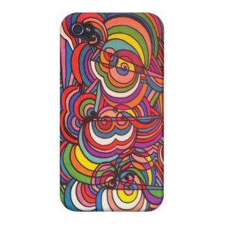 "¡Caja del teléfono de la ""SALIDA""!! iPhone 4 Protector"