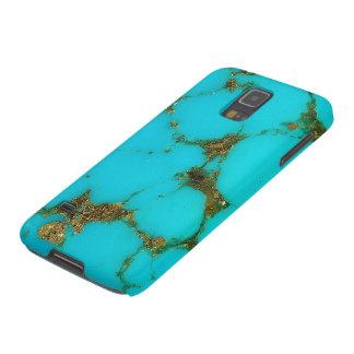 """Caja del teléfono de la turquesa "" Funda Galaxy S5"