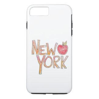 Caja del teléfono de Nueva York Funda iPhone 7 Plus