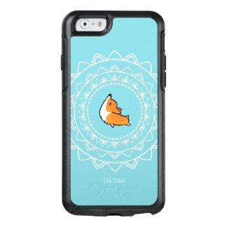Caja del teléfono de Otterbox del Corgi de Namaste Funda Otterbox Para iPhone 6/6s