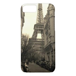 Caja del teléfono de París Funda Para iPhone 8/7