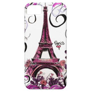 Caja del teléfono de París para Iphone Funda Para iPhone SE/5/5s