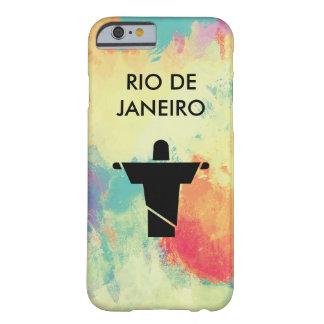 Caja del teléfono de Río de Janeiro Funda Barely There iPhone 6