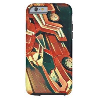 Caja del teléfono de Rodimus Funda Resistente iPhone 6