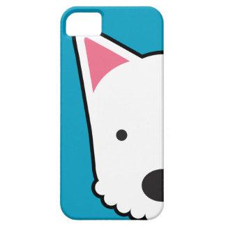 Caja del teléfono de Westie Funda Para iPhone SE/5/5s