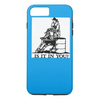 Caja del teléfono del caballo para toda la gente funda iPhone 7 plus