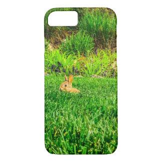Caja del teléfono del conejo de conejito funda para iPhone 8/7