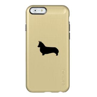 Caja del teléfono del Corgi - caso del iphone del Funda Para iPhone 6 Plus Incipio Feather Shine