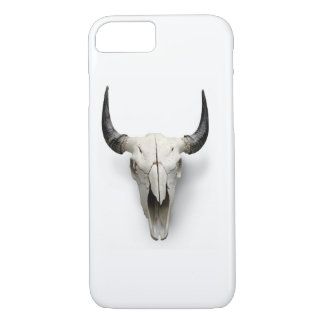 Caja del teléfono del cráneo de Bull Funda iPhone 7