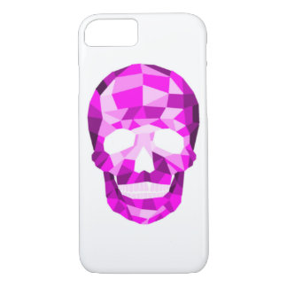 Caja del teléfono del cráneo funda iPhone 7