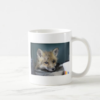 Caja del teléfono del Fox Taza De Café