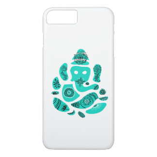 Caja del teléfono del iPhone 7 de Ganesha Apple Funda iPhone 7 Plus