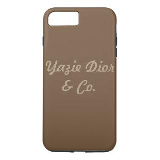 Caja del teléfono del iphone 7plus de YazieDior y Funda Para iPhone 8 Plus/7 Plus