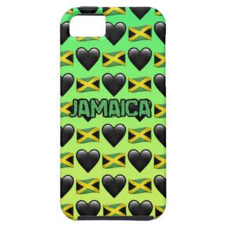 Caja del teléfono del iPhone SE/5/5s de Jamaica Funda Para iPhone SE/5/5s