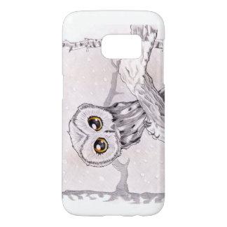 Caja del teléfono del Owlet Funda Samsung Galaxy S7