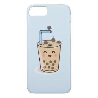 Caja del teléfono del té de la perla de Boba del Funda Para iPhone 8/7