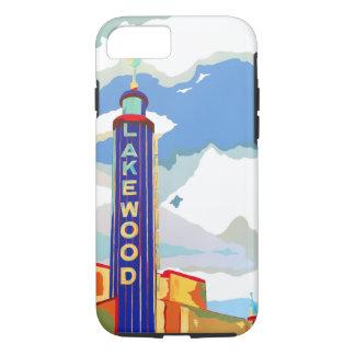 Caja del teléfono del teatro de Lakewood, caso Funda Para iPhone 8/7