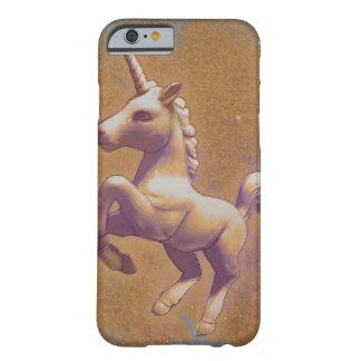 Caja del teléfono del unicornio (lavanda del funda barely there iPhone 6
