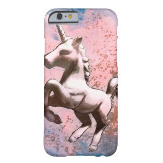 Caja del teléfono del unicornio (sorbete funda barely there iPhone 6