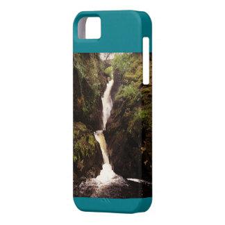 Caja del teléfono móvil de la cascada funda para iPhone SE/5/5s