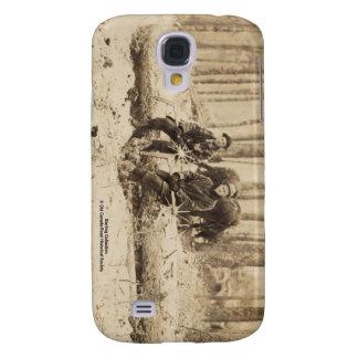 Caja del teléfono móvil de los escaladores del reg samsung galaxy s4 cover