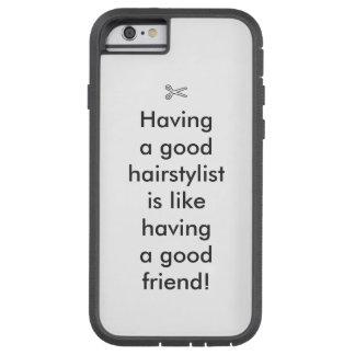 Caja del teléfono para los Hairstylists/los Funda Tough Xtreme iPhone 6