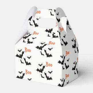 Caja del truco o de la invitación de Halloween