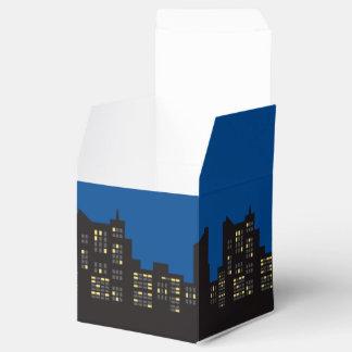 Caja Detalle Elegante para Regalo CITY BUILDINGS
