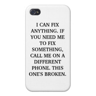 Caja divertida del teléfono iPhone 4/4S carcasas