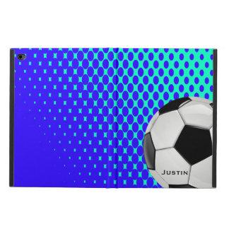 Caja elegante del aire 2 del iPad del fútbol con