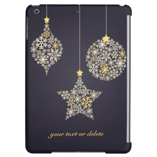 Caja elegante del aire del iPad del navidad