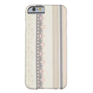 Caja en colores pastel dulce del modelo funda barely there iPhone 6