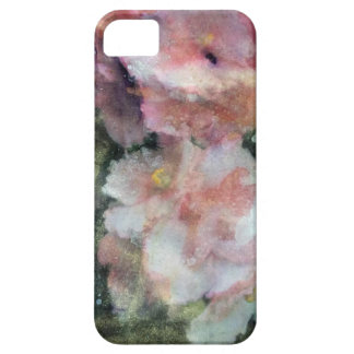 Caja floral de las ilustraciones de la pintura funda para iPhone SE/5/5s